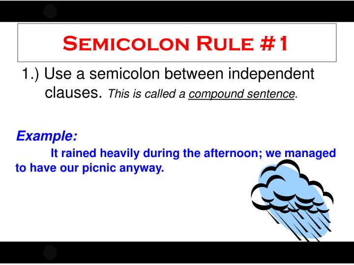 PPT - Punctuation Rules PowerPoint Presentation - ID:350045
