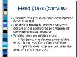 head start overview