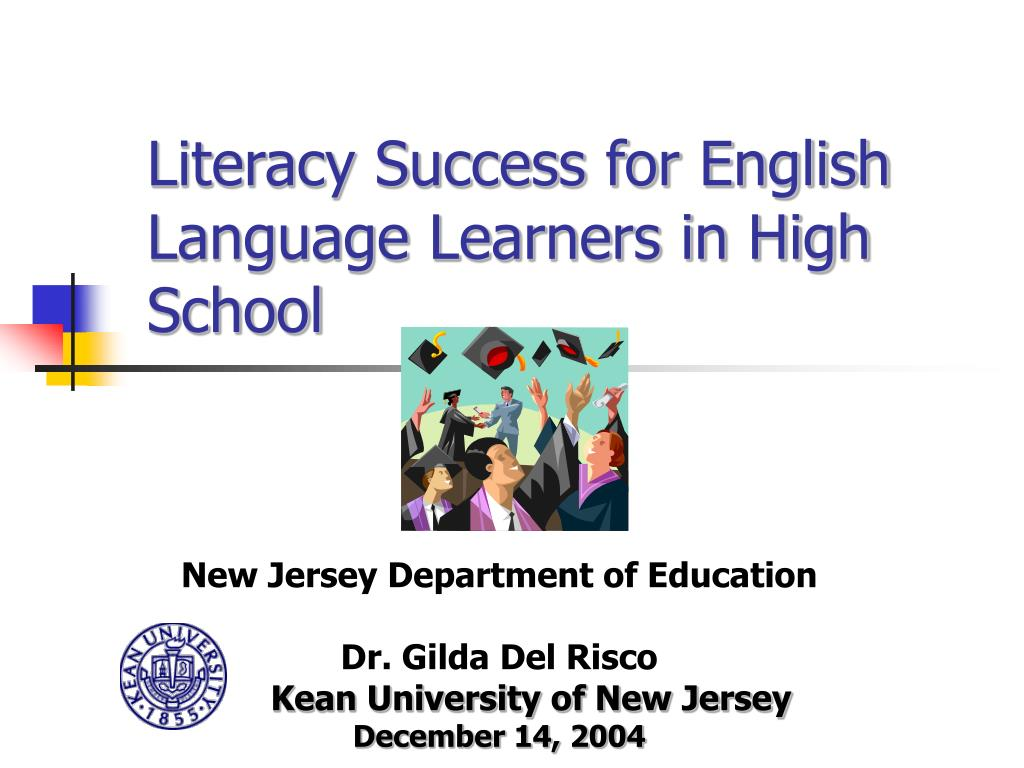 literacy success for english language learners in high school l.