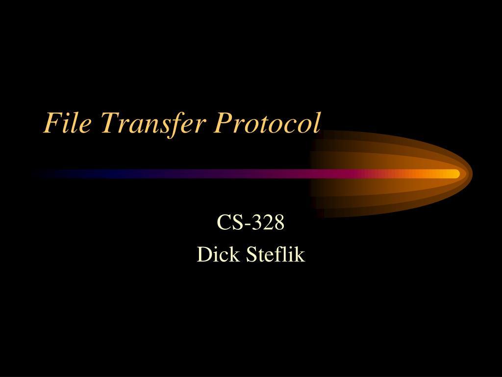 file transfer protocol l.
