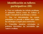 identificaci n en talleres participativos iii