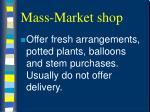 mass market shop24