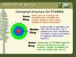 conceptual structure for fcamms