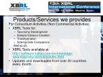 products services we provides7