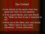 eye contact30