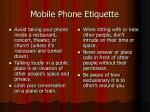 mobile phone etiquette56