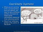 coordinate systems4