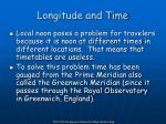 longitude and time18