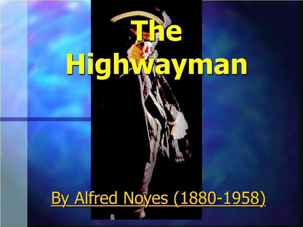 the highwayman l.