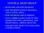 ventral resp group48