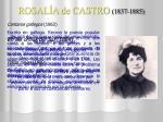rosal a de castro 1837 1885