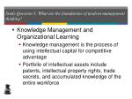 study question 3 what are the foundations of modern management thinking37