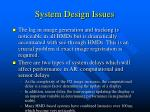 system design issues28