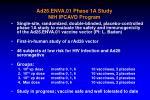 ad26 enva 01 phase 1a study nih ipcavd program