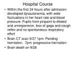 hospital course25