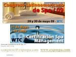 asociaci n latinoamericana de spa a c 52 55 5277 1776 congreso@expospa com www expospa com