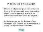 pi regs ge disclosures7