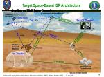 target space based isr architecture