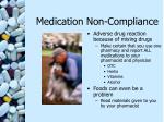 medication non compliance17