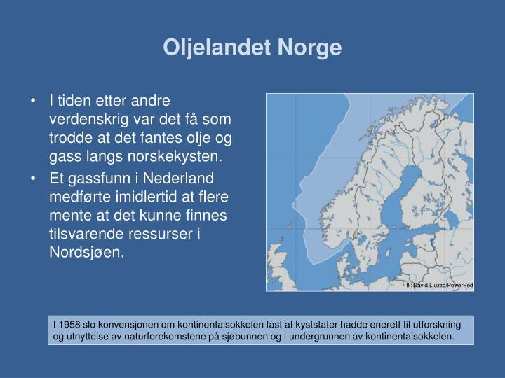 Oljelandet norge3
