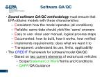 software qa qc13
