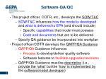 software qa qc14