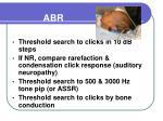 abr assessment