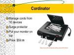 cordinator