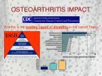osteoarthritis impact