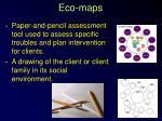 eco maps