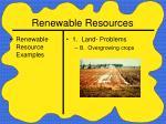 renewable resources18