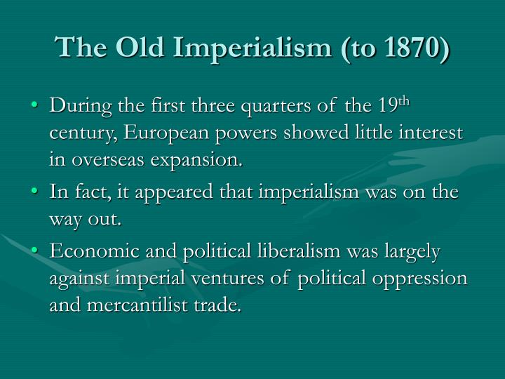 chief argument against imperialism in e Arguments about imperialism  play against-hypocrisy, america claims government to be chosen by the people-america will now be involved in asian conflicts for.