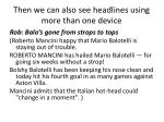 then we can also see headlines using more than one device