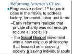 reforming america s cities11