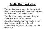aortic regurgitation36