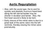 aortic regurgitation47