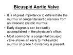 bicuspid aortic valve75