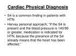 cardiac physical diagnosis15