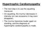 hypertrophic cardiomyopathy151