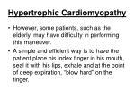 hypertrophic cardiomyopathy155