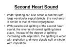 second heart sound217