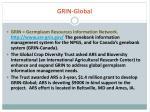 grin global