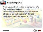laycrimp ics