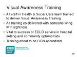 visual awareness training