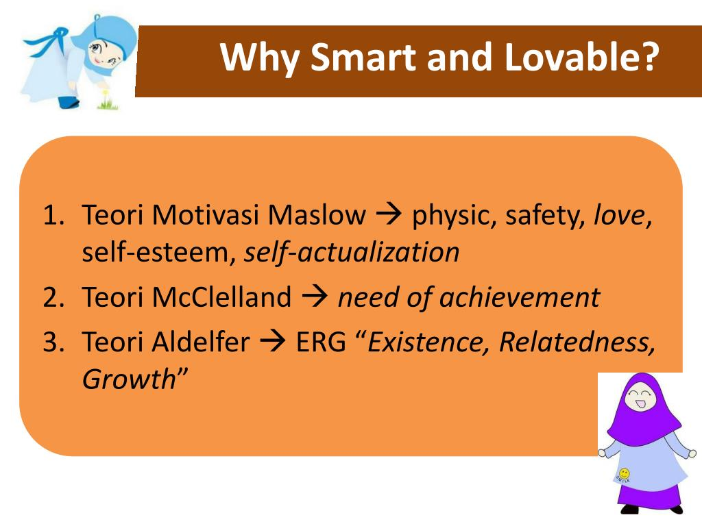 Why Smart and Lovable?