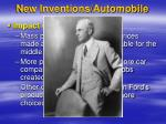 new inventions automobile