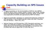 capacity building on sps issues cont