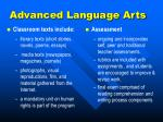 advanced language arts7