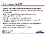 overview of the iicp31