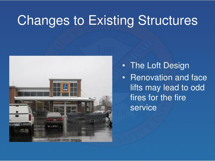 Building Construction Powerpoint For Firefighters
